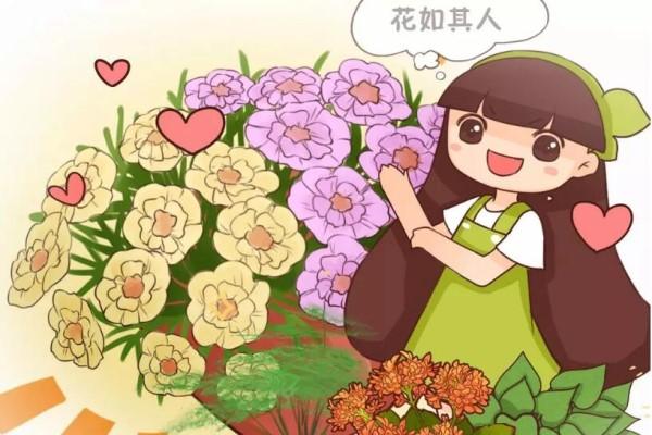 花如其人,你喜欢养什么花,就是什么样的人!