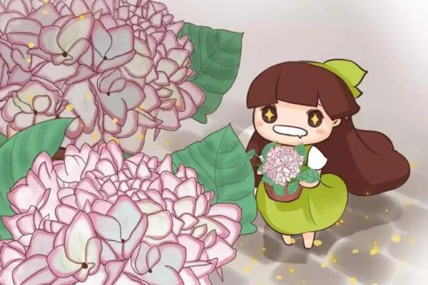 给花吃口大补肥,叶子绿油油,开花比脸大!