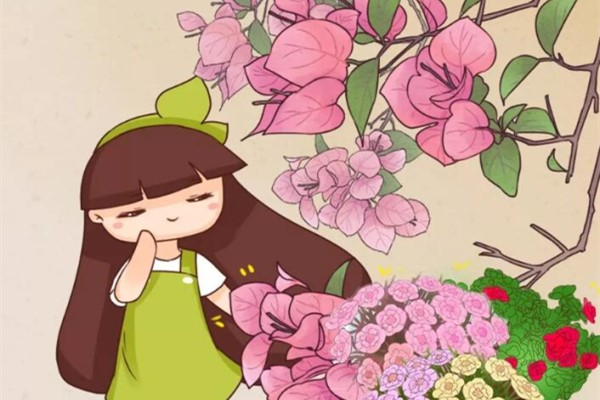 这5种花,放室内养不好,搬出去立马就疯长!