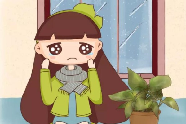 这花最怕冷,一降温就容易死,再不管只剩盆!
