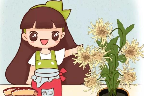 3种花爱吃油,秋天土里埋一勺,比施肥还管用!