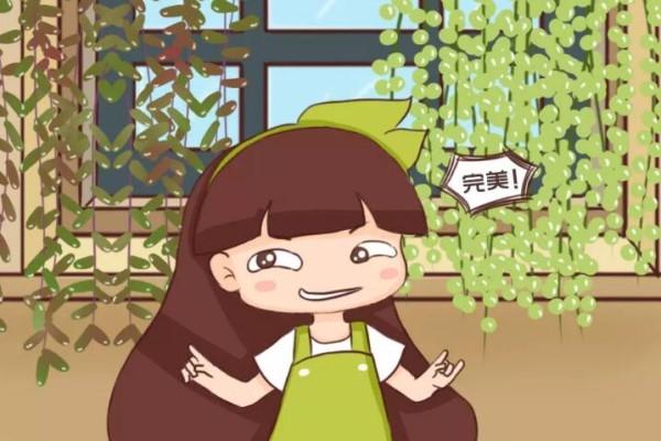 4种耐阴花,养屋里开花竟然2米高,光不好照样长成绿瀑布!