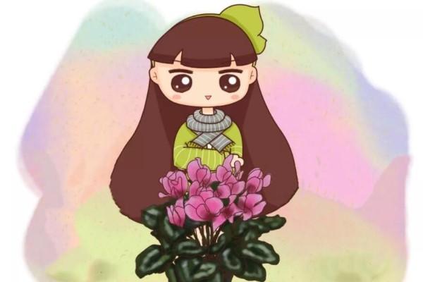 冬天最美的花,天越冷开的越旺,切两刀变4盆!