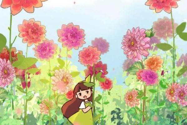 养花的人,有12种性格,猜猜你是哪一种?