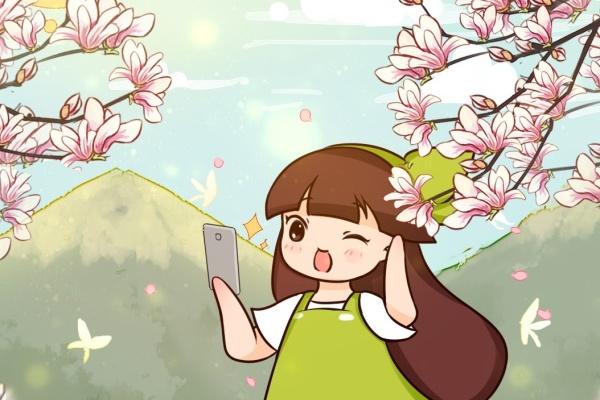 阳春三月,出门踏青,原来有这么多漂亮花!