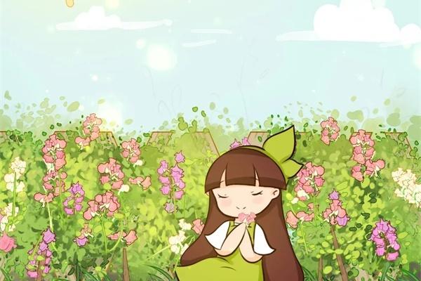 """活的""""香水花"""",开一朵,香的流口水!"""