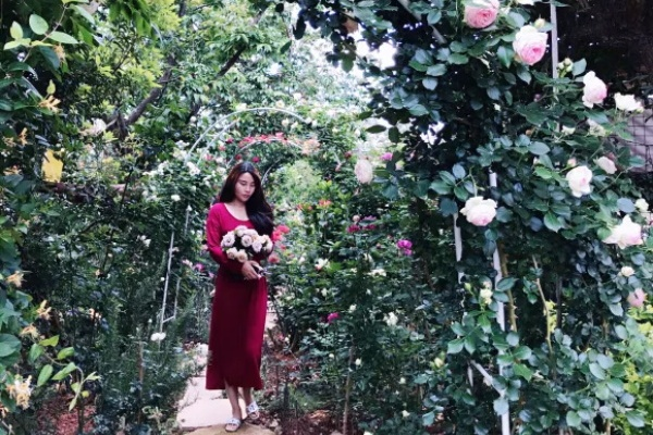 女儿辞职养花,老爸说:15亩地,你负责养花,我负责蔬果!