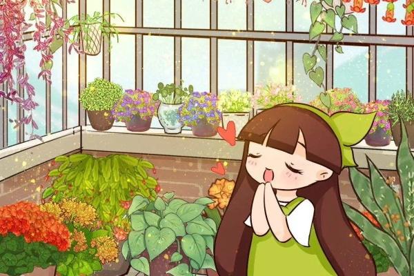 50种花,天冷冒花苞,从冬开到春!