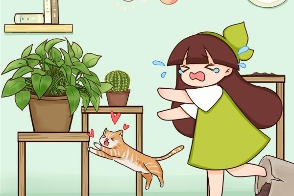 家里有猫有狗,养这花就要小心,啃一口会中毒