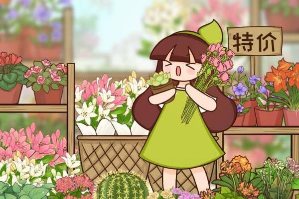 中国6大花市,买花论斤称,比大白菜还便宜